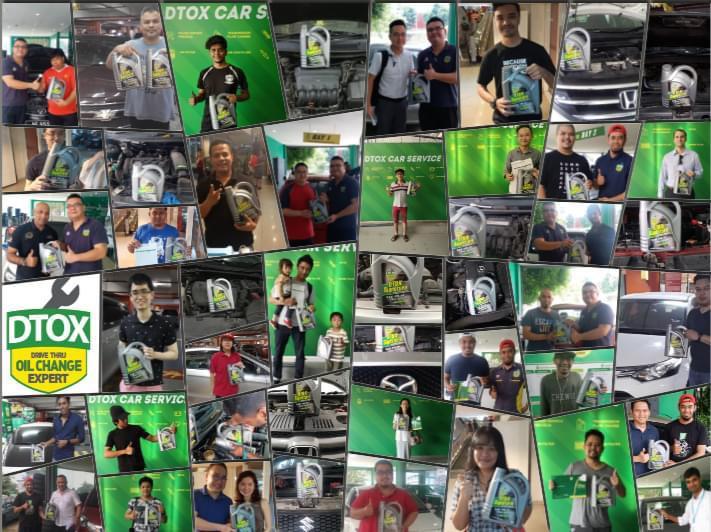 Entrepreneurs stories Dtox Car Service