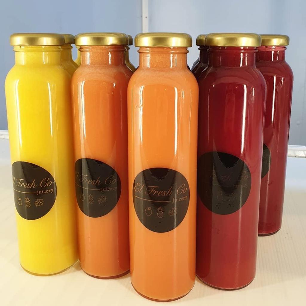 Fresh juice and vegetable juices Bangsar Malaysia