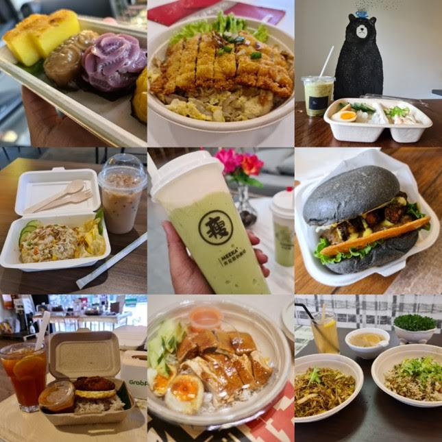 Biodegradable takeaway and food packaging in Malaysia