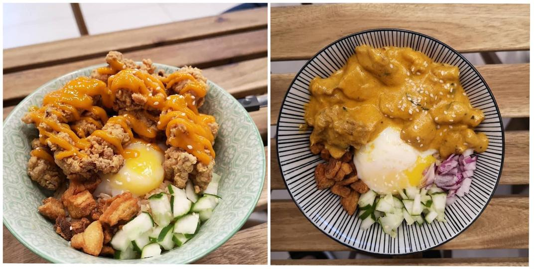 Down to Bones Rice bowls the best lunch menu in Kuala Lumpur
