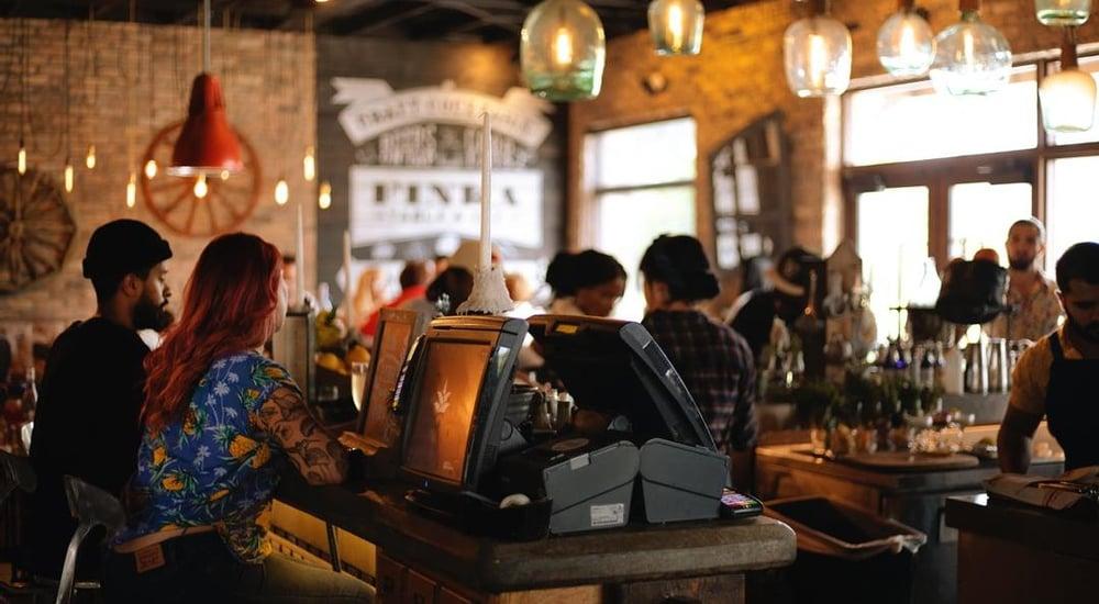Big Chain Coffee House