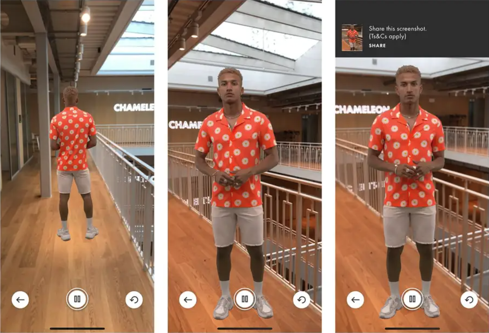 ASOS augmented reality