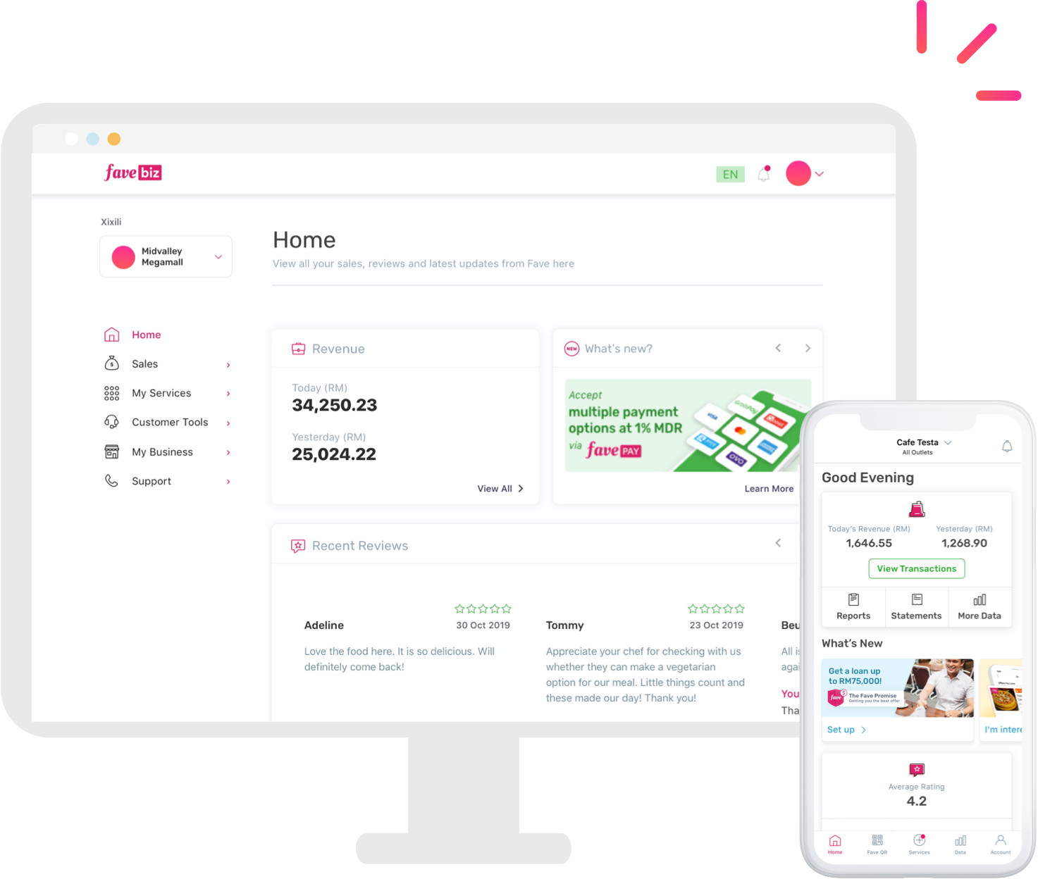 favebiz-merchant-dashboard