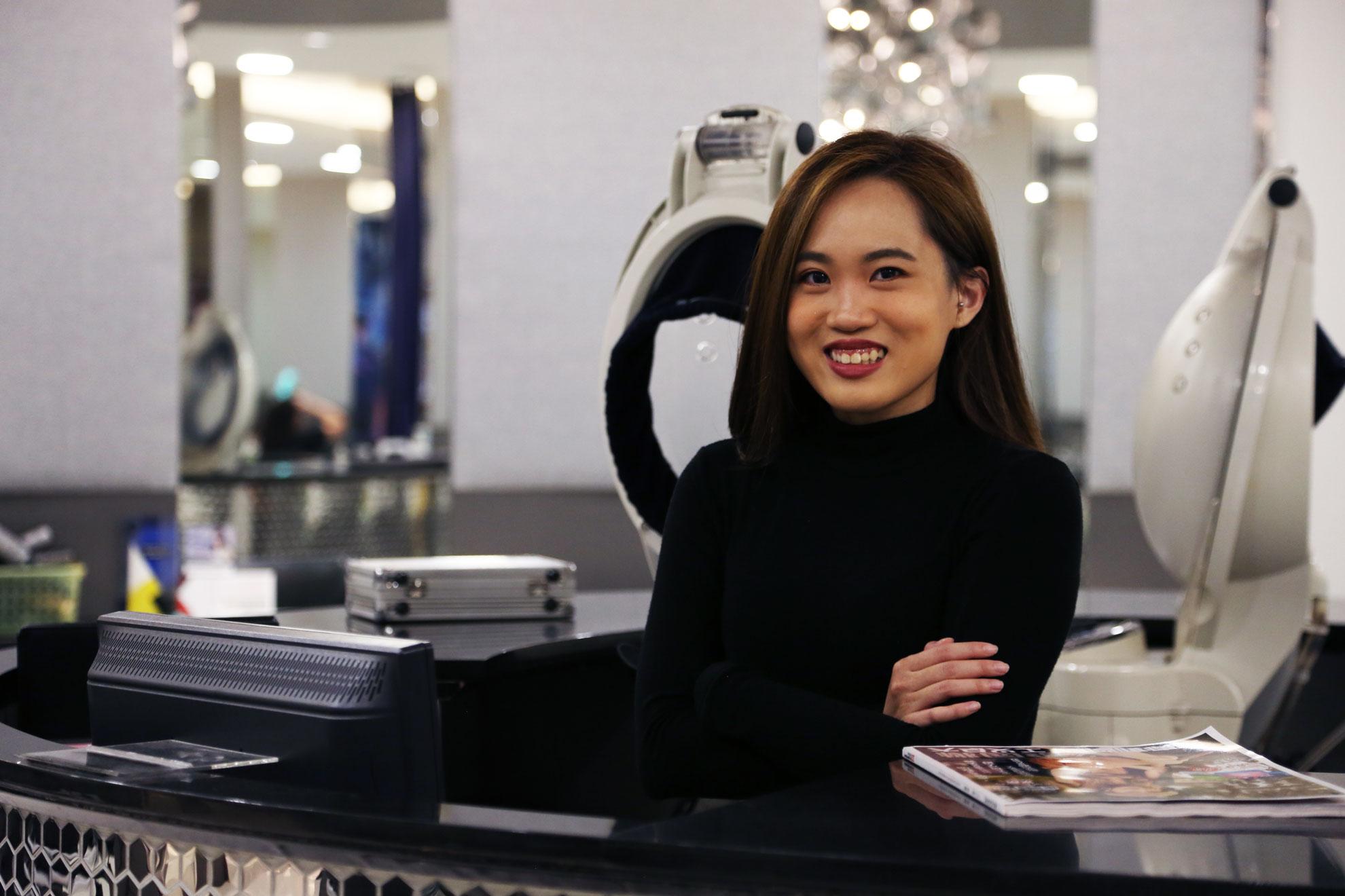 Fave Beauty Merchant, Hair Salon