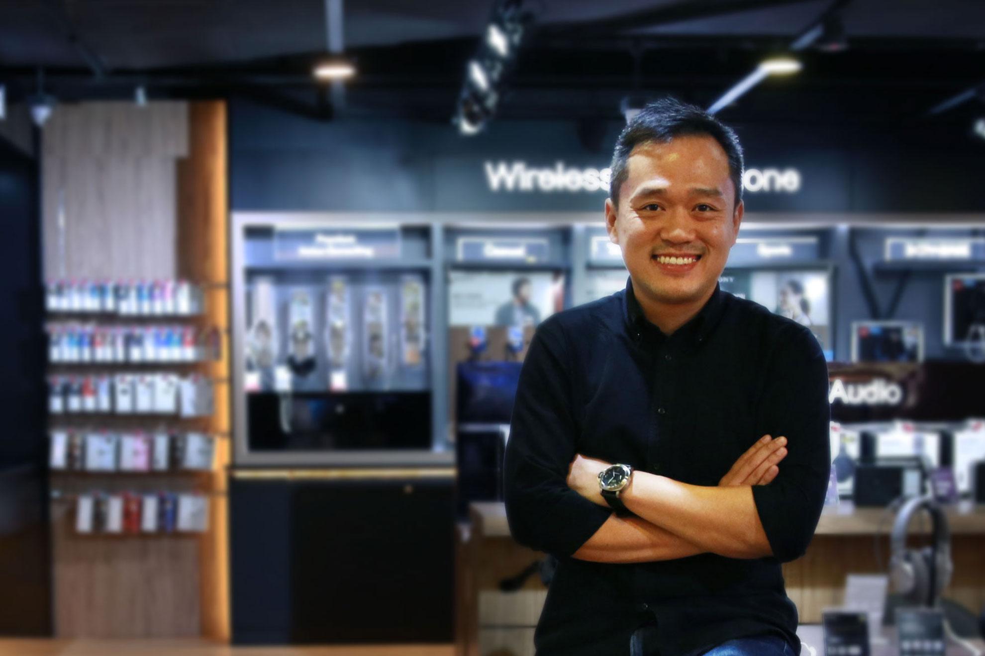 Fave Retail Merchant, Electronic Store